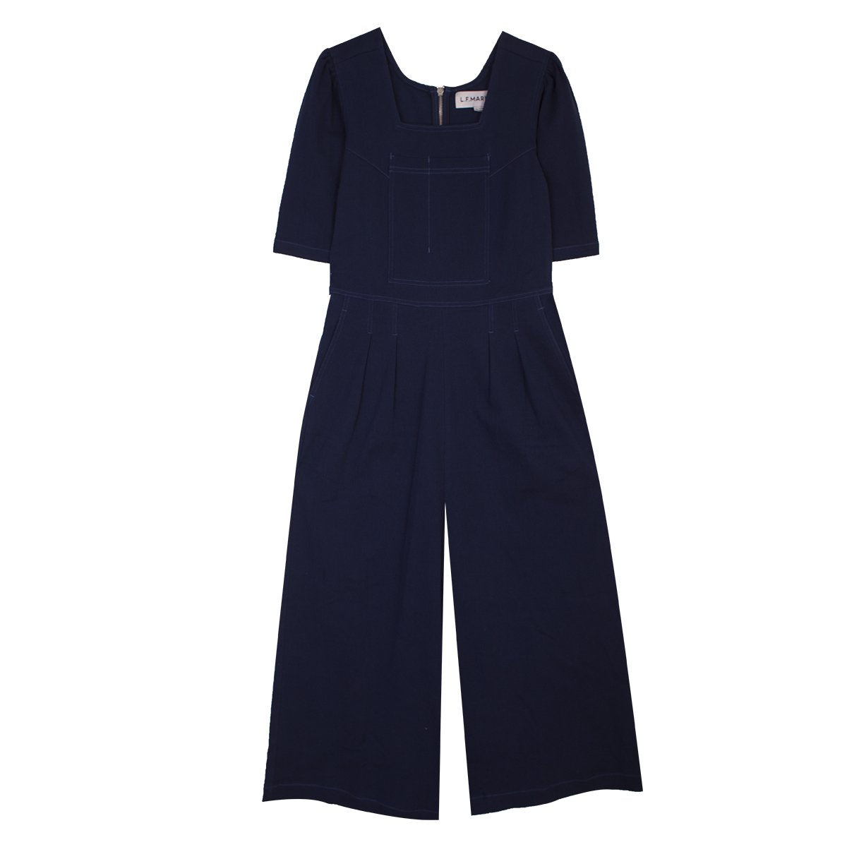 L.F. Markey Maximillion Boilersuit // Indigo