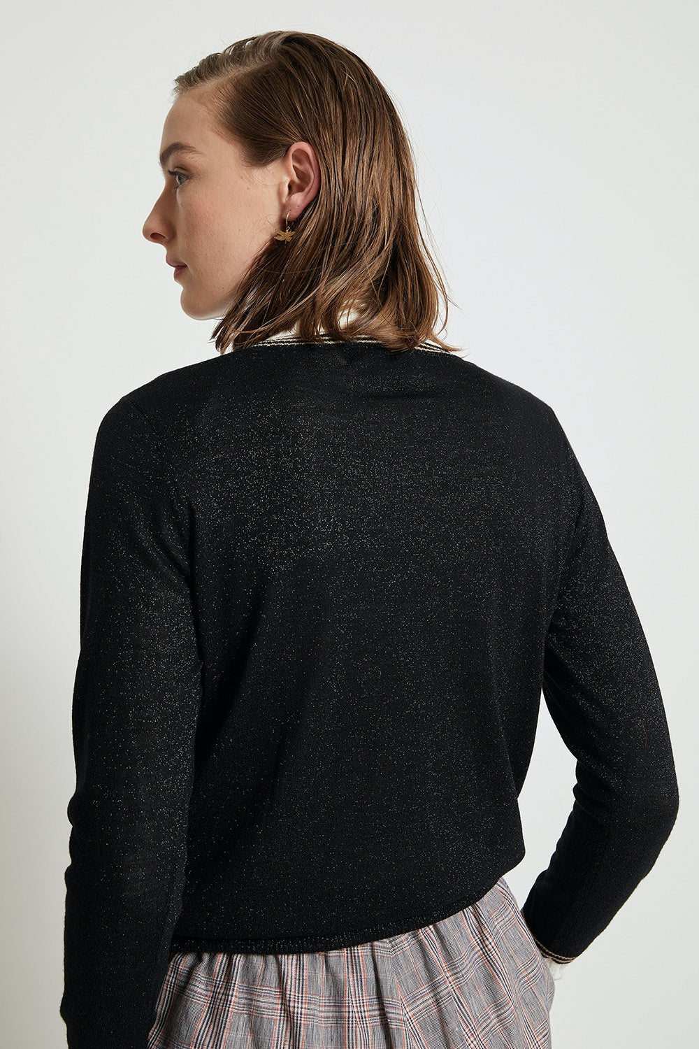 Karen Walker Apollo Knit // Black