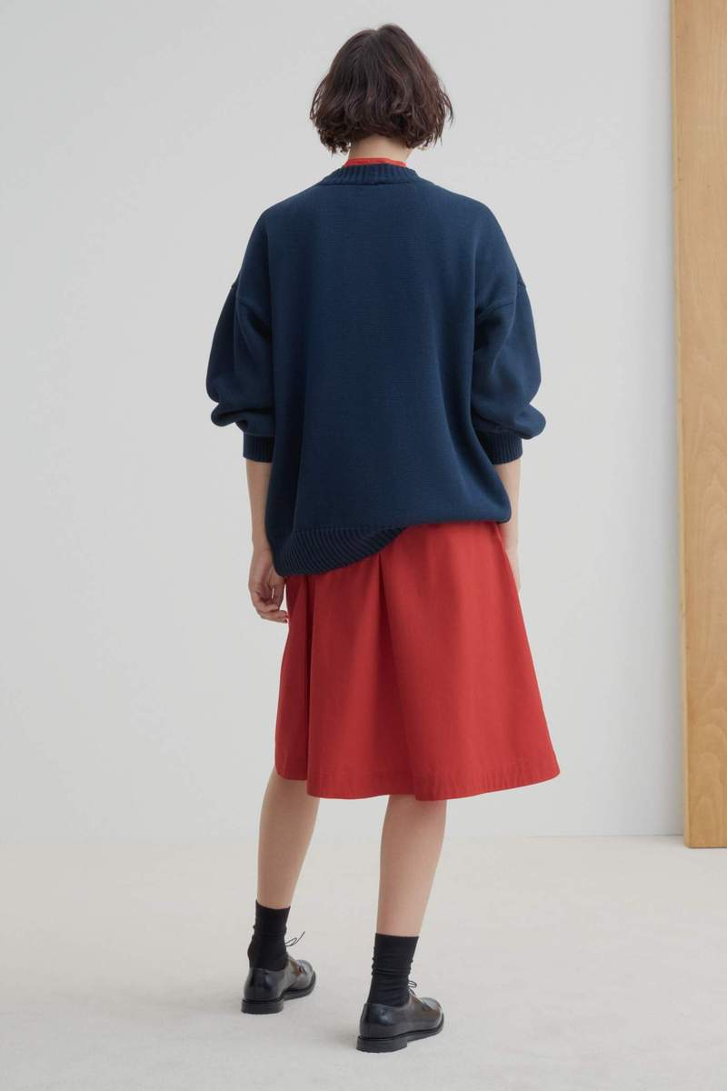 Kowtow Arc Jumper // Navy