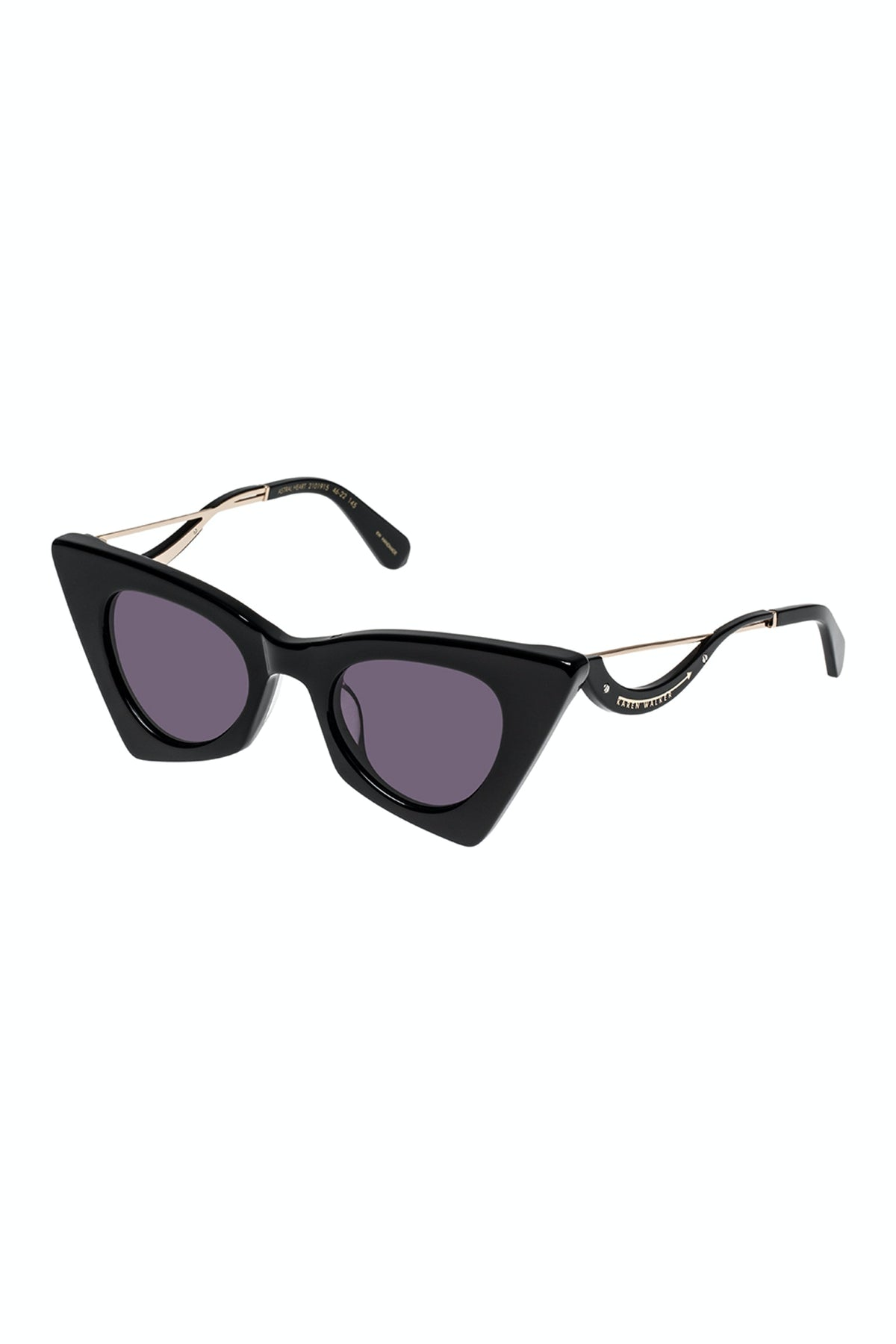 Karen Walker Astral Heart // Black