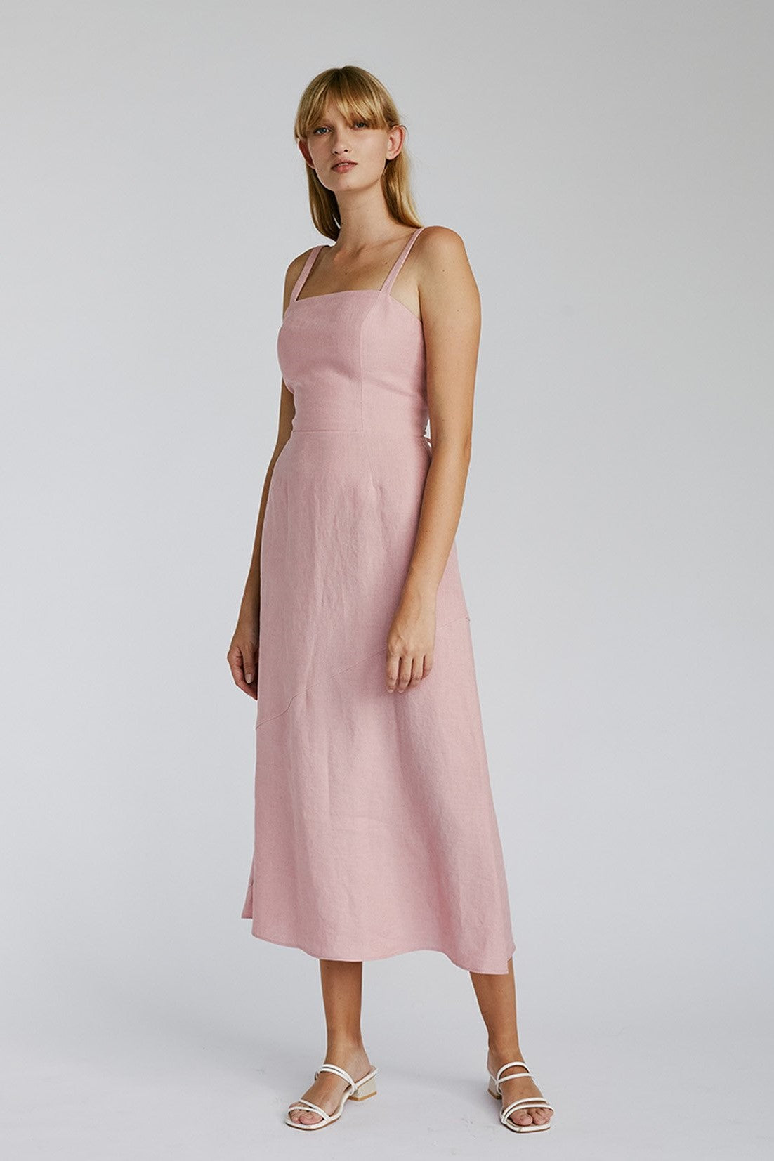 Jillian Boustred Cecilia Dress // Pink