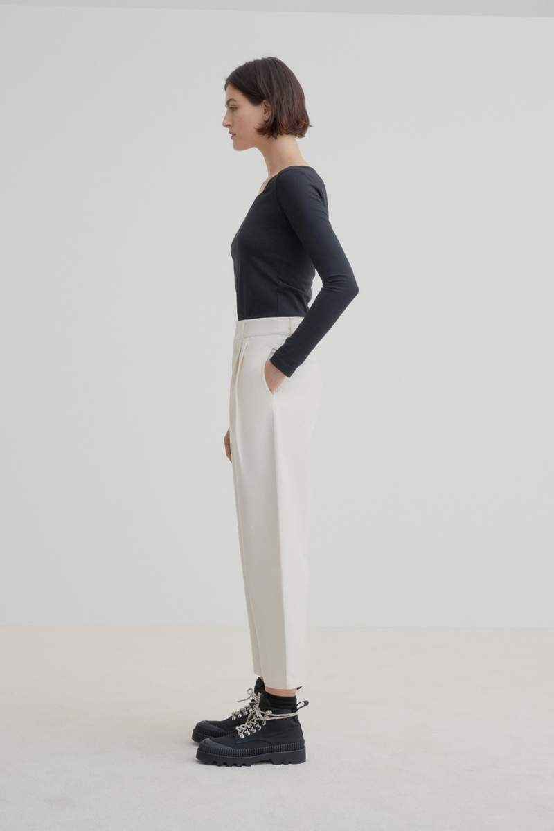 Kowtow Faculty Pant // Natural