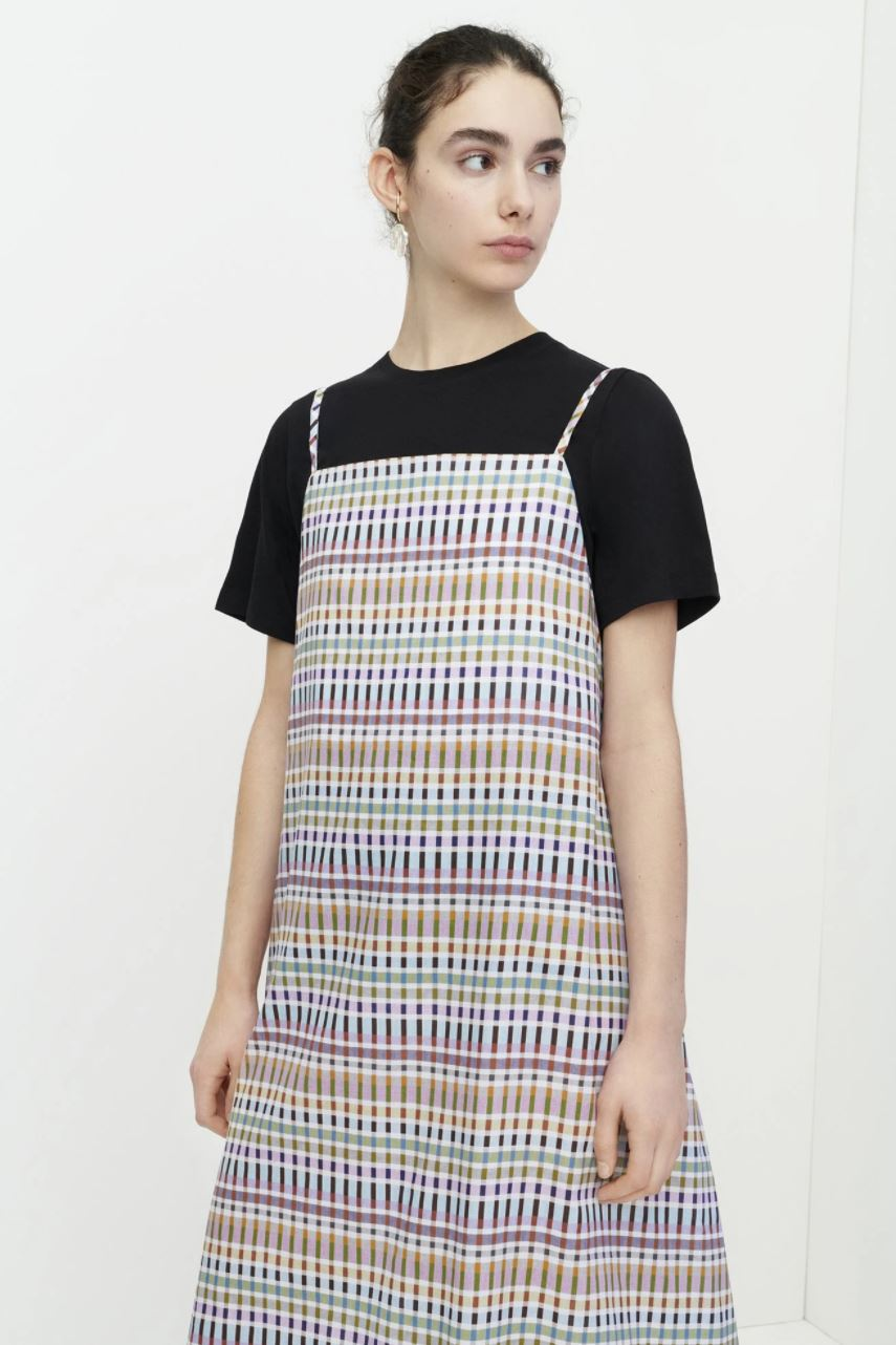 Kowtow Florence Dress // Palette Print