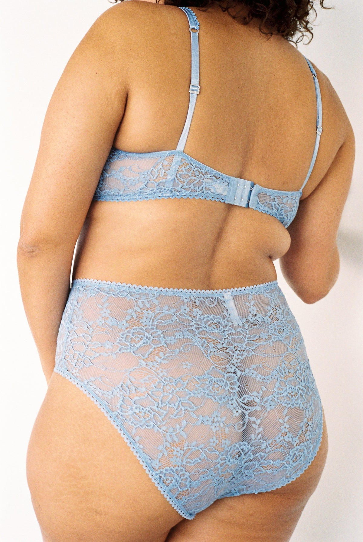 Lonely Kiki High Waist Brief // Vista