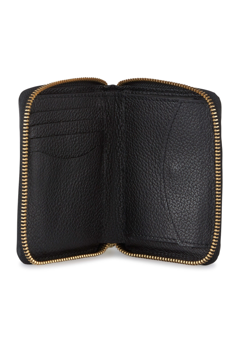 Deadly Ponies Mr Mini Wallet // Black