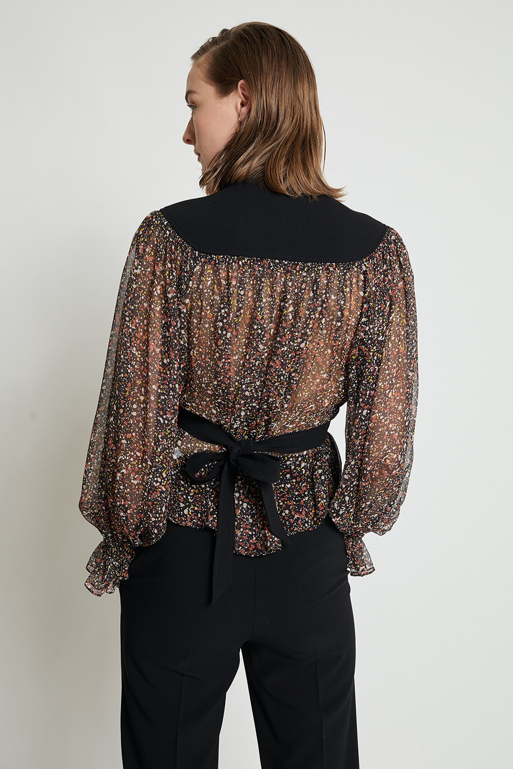 Karen Walker Posy Blouse