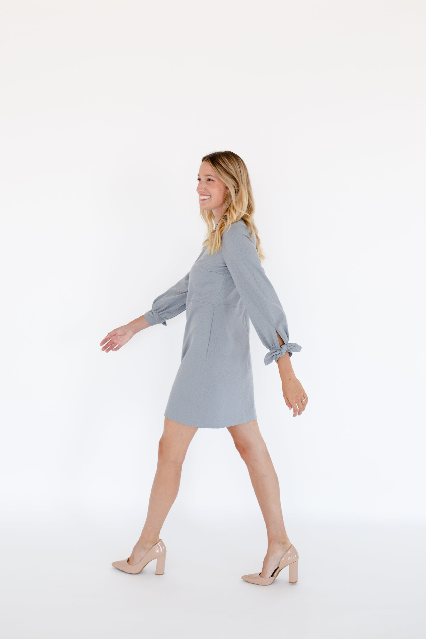 Julianne Shift in Arctic Blue