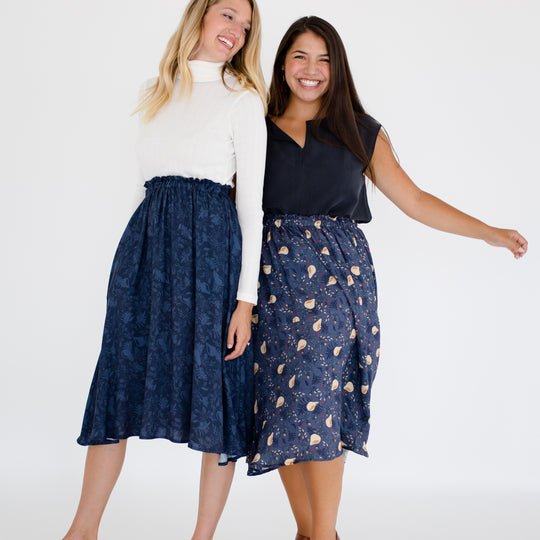 Natalie Skirt in Heritage Pear