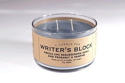 Whiskey River Candle (Goals)