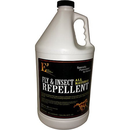 E³ Elite Equine Evolution Fly & Insect All Natural Repellent - 32 oz OR 1 Gallon