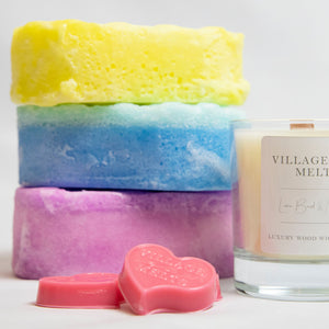 Exfoliating Soap Sponges