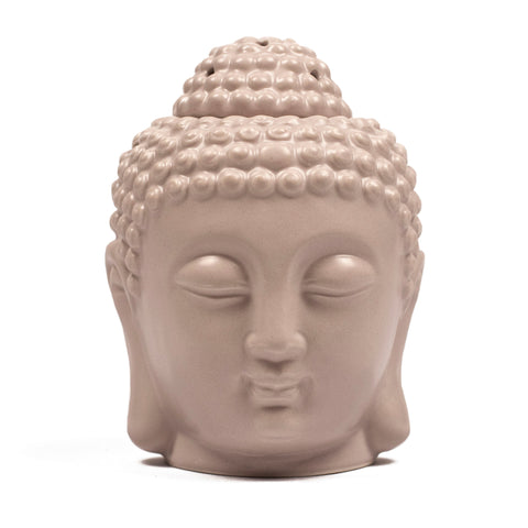 Coffee Cream Buddha Burner