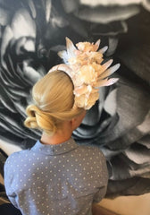 Custom Fascinator Headband