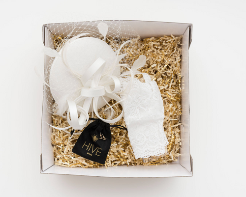 BRIDAL FASCINATOR GIFT BOX
