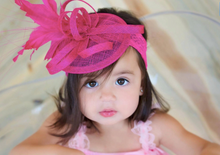 Load image into Gallery viewer, MINI HALEIGH TODDLER FASCINATOR