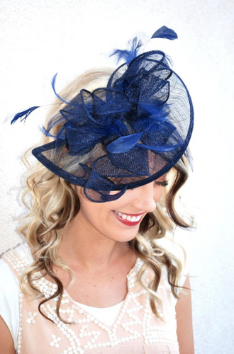 THE KENNI FASCINATOR