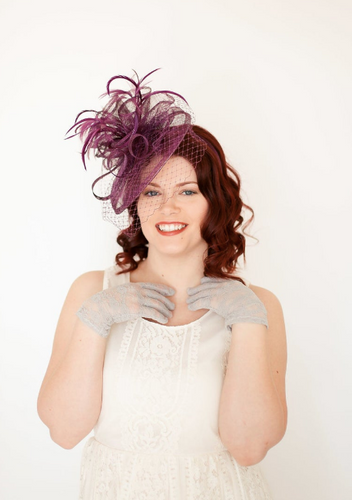 THE BRYNLEE FASCINATOR