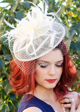 Load image into Gallery viewer, THE BRYNLEE FASCINATOR
