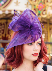 THE TAYLOR FASCINATOR
