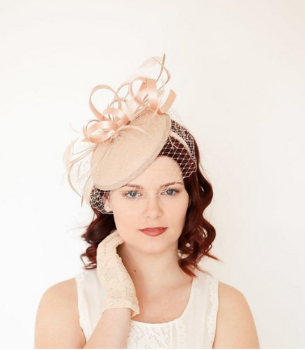 THE MADELYN MARIE FASCINATOR