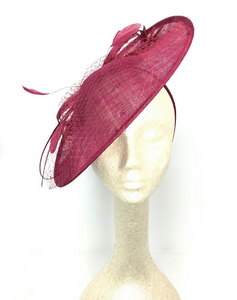 THE LYNDIE LEIGH FASCINATOR