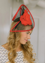 Load image into Gallery viewer, THE NICOLLE FASCINATOR
