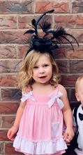 Load image into Gallery viewer, THE ELLIE ROSE TODDLER FASCINATOR