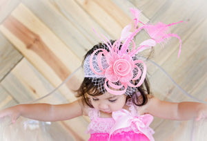 baby/toddler Fascinator