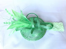Load image into Gallery viewer, Baby infant Fascinator