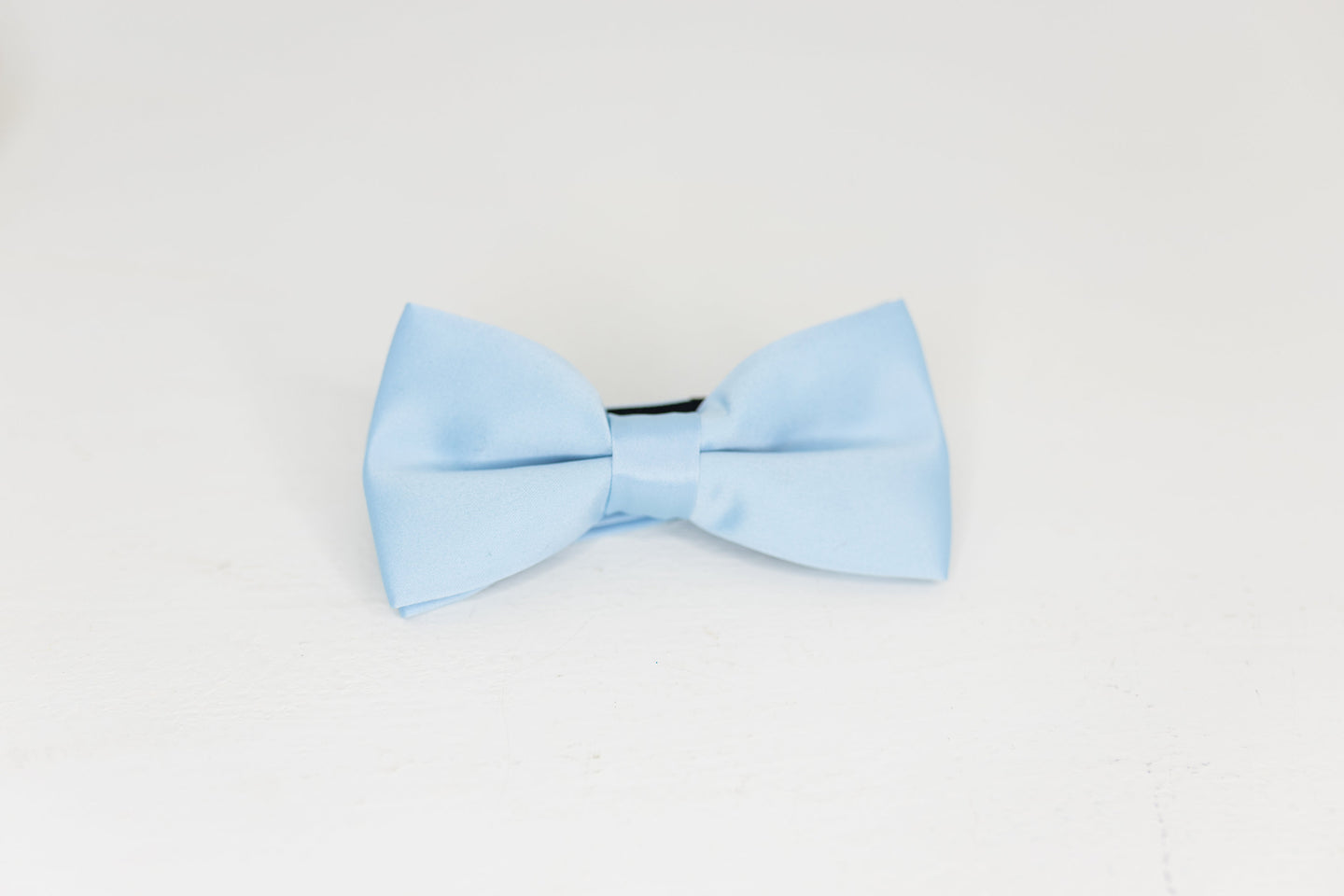 Baby Blue Bow Tie
