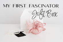 Load image into Gallery viewer, My First Fascinator Gift Box