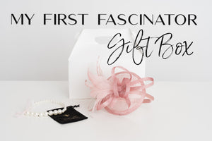 My First Fascinator Gift Box