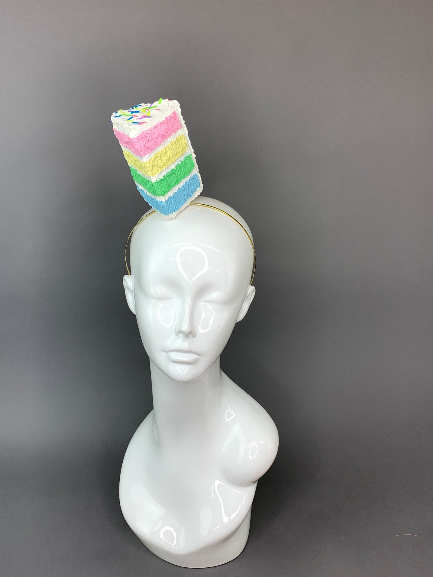 Birthday Fascinator, Birthday Derby Hat, Church Hat, Kentucky Derby Hat, Fancy Hat, Pink Hat, Tea Party Hat, wedding hat, British Hat