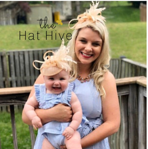 MINI HALEIGH TODDLER FASCINATOR