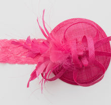 Load image into Gallery viewer, Mini Haleigh BABY / INFANT FASCINATOR