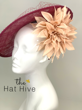 Load image into Gallery viewer, Wine & Blush Bloom Hatinator