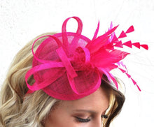 Load image into Gallery viewer, THE LITTLE HALEIGH FASCINATOR