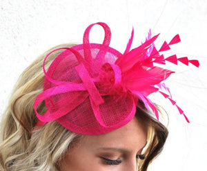 THE LITTLE HALEIGH FASCINATOR