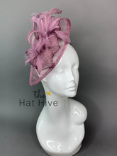 Load image into Gallery viewer, The Kenni - Lavender Purple Fascinator