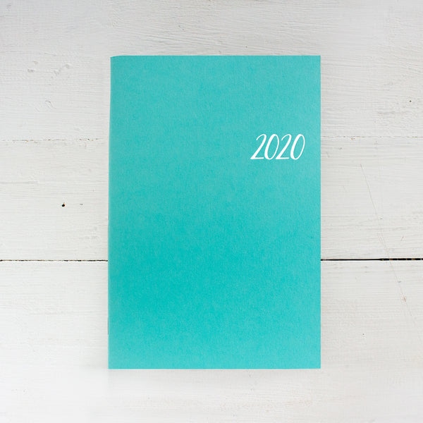 2020 monthly planner | 2 pages per month