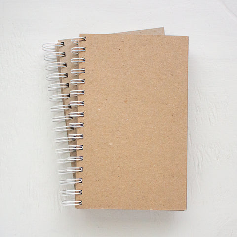chipboard notebook