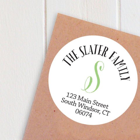 initial large address labels
