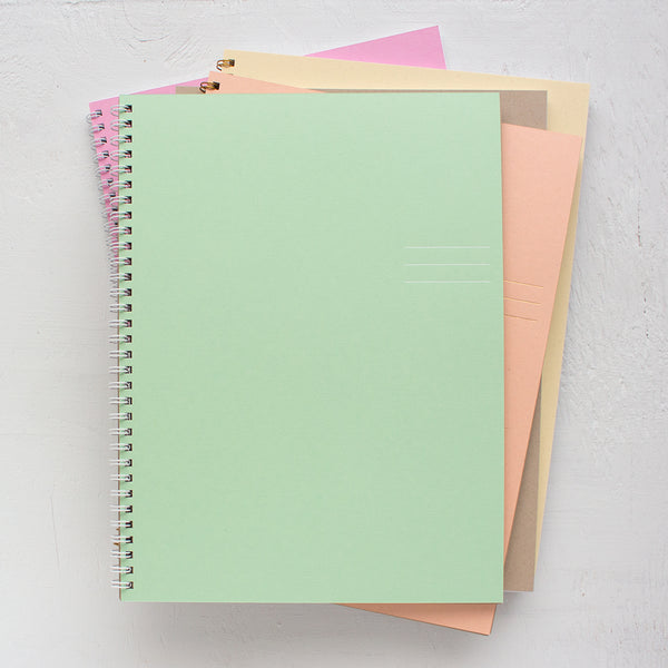 large project notebook