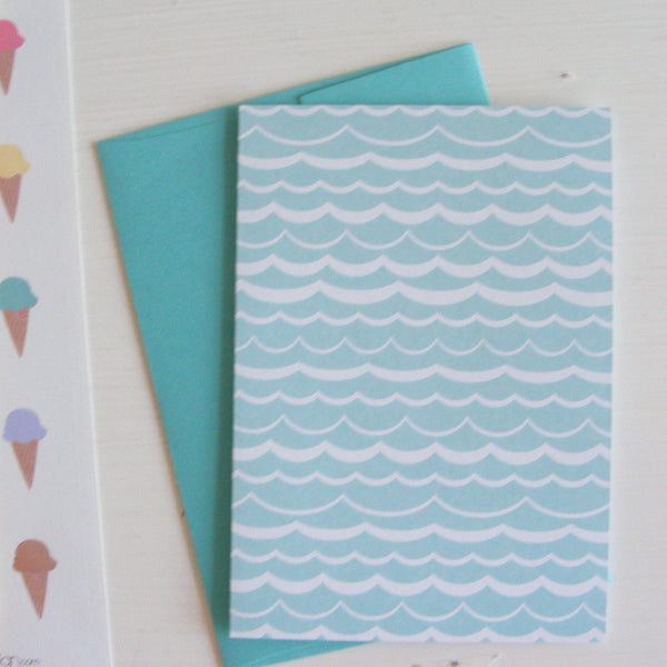 by the sea boxed note card set