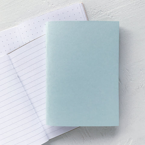 mini pressed pocket journal