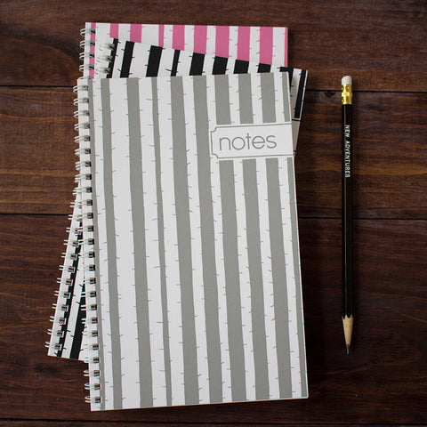 in the woods personalized travel notebook set