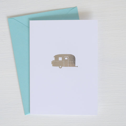 AIRSTREAM folded notecards