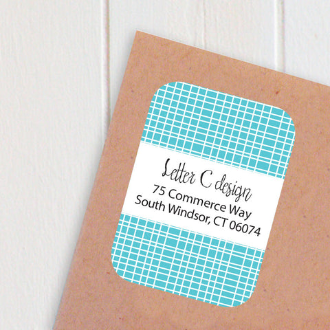 linen address labels