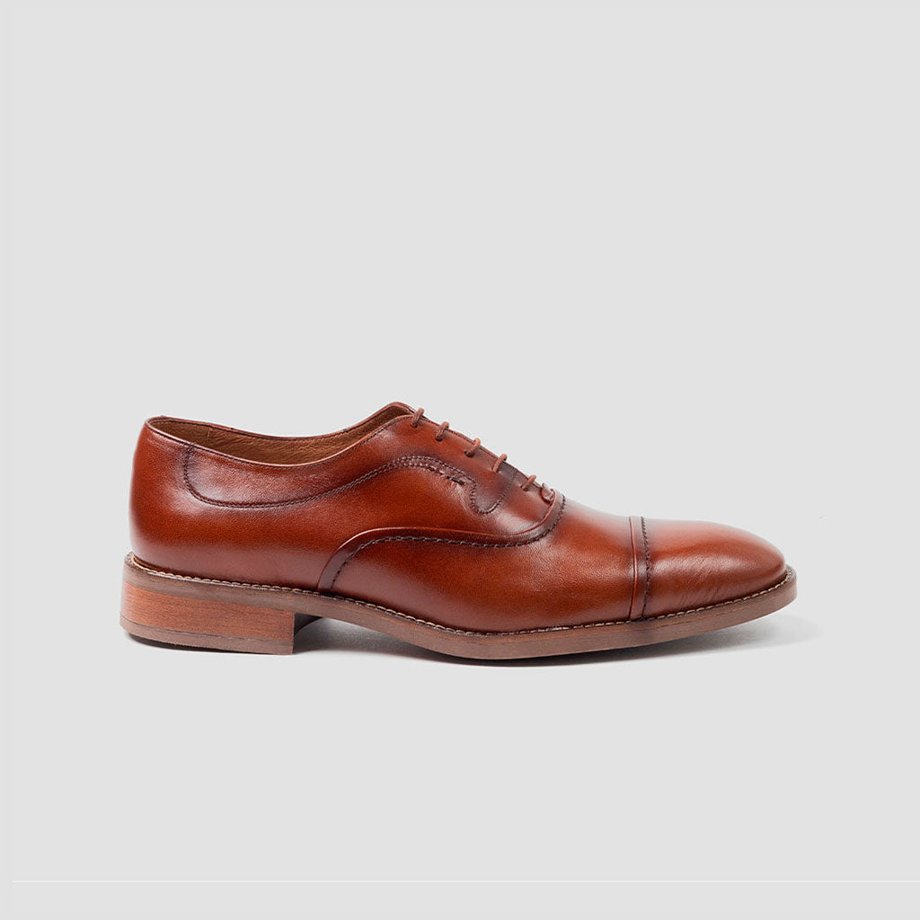 Oxford punt. recta Basics | mod. 3203 Maple