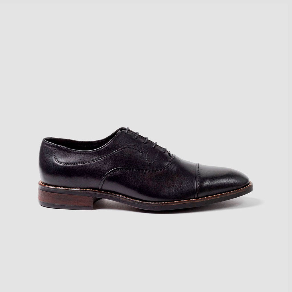Oxford punt. recta Basics | mod. 3203 Negro